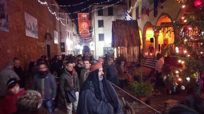 Presepe vivente a Castelfranco di Sotto