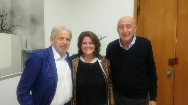 Remaschi Alberici assessore regionale vicesindaco Viareggio