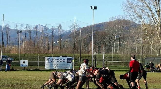 Rugby Lucca 2019