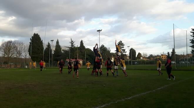 Rugby Lucca vittoria Empoli Montelupo