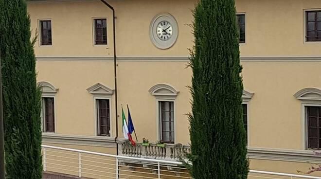 santa maria a monte comune palazzo comunale