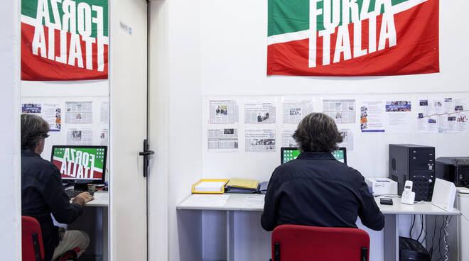 sede Forza Italia Viareggio