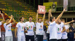 Selva Alta campione d'Italia tennis A1 Palatagliate Lucca Foto Marta Magni