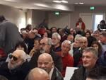 Sergio Fasano pattinaggio Stella Rossa premiato da Sanzo per il Coni