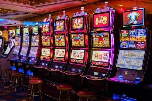 slot machine gambling gioco patologico