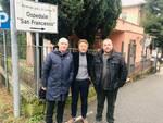 Sopralluogo Zucconi Marcheschi Fratelli d'Italia Barga Castelnuovo ospedali
