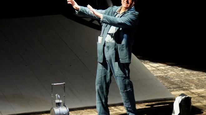 Spettacolo al teatro di Montecarlo