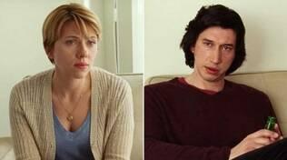 Storia di un matrimonio Netflix locandina