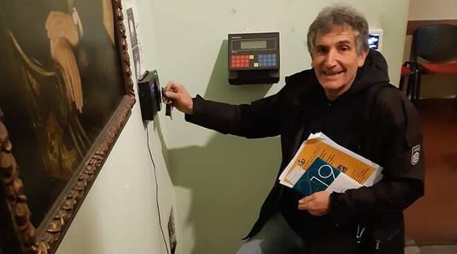 Storico dipendente comunale Gallicano va in pensione