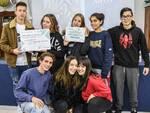 studenti della III Acg dell'Itis Marconi di Pontedera