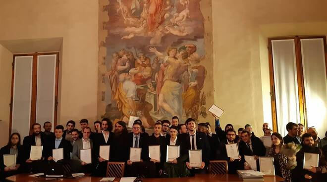 Studenti diplomati Jam Academy Lucca