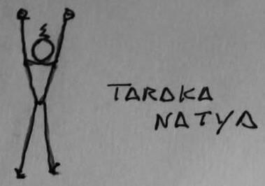 taraka natya yoga ratna patrizia martinelli