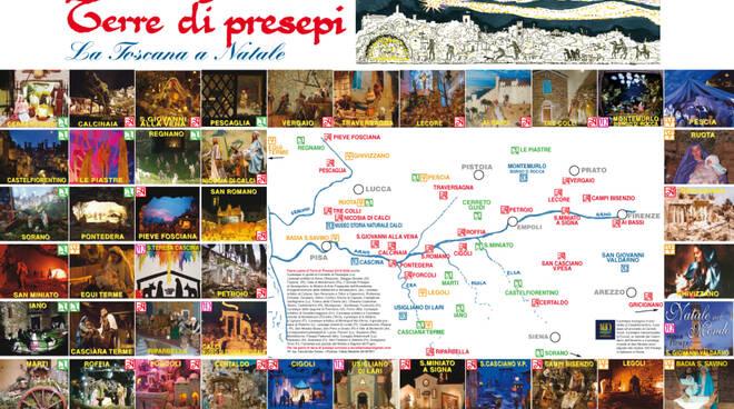 Terre di Presepi calendario 2019