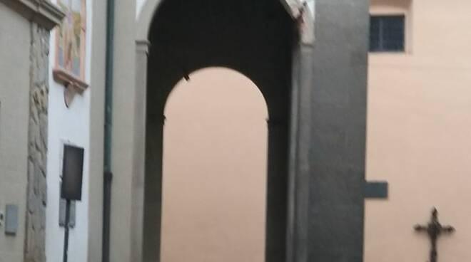 terremoto mugello chiesa barberino