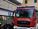 vigili del fuoco corso pisa