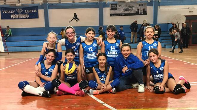 Volley Barga prima divisione