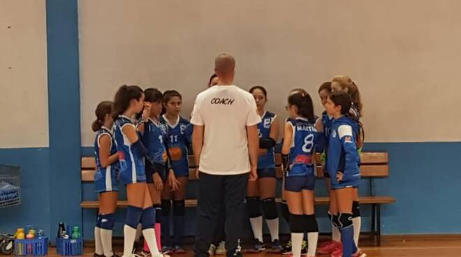 Volley Barga Under 14