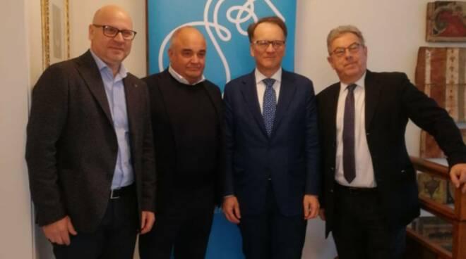 Accordo fra Fondazione Brf e Imt Lucca