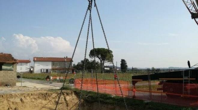 acquedotto san pierino fucecchio lavori gennaio 2020