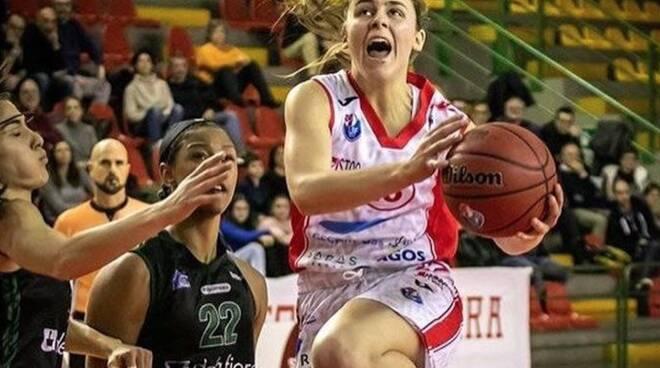 Alessandra Orsili Basket Le Mura Lucca