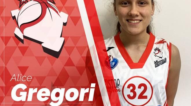 Alice Gregori Venezia prestito Lucca basket