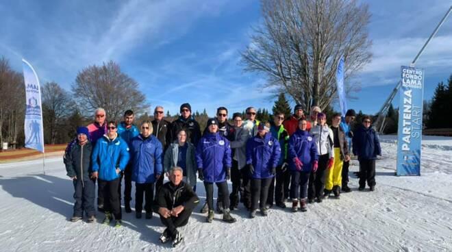 Allegra Brigata Giochi nazionali invernali Special Olympics