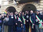 Altopascio in piazza per dire no all'omofobia