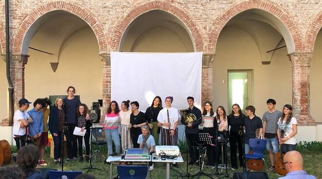 auditorium Boccherini Aml Enio Mancini liceo Passaglia