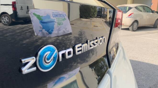 auto elettrica consorzio di bonifica