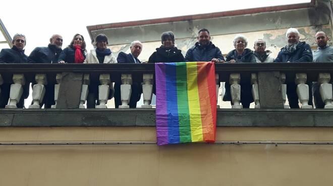 bandiera Palazzo Orsetti