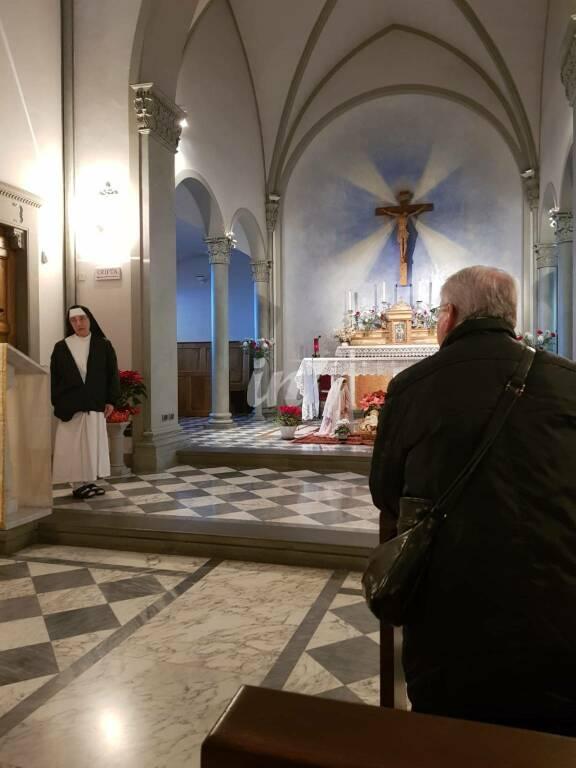 beato Pio Alberto del Corona reliquia a ponticelli di santa maria a monte