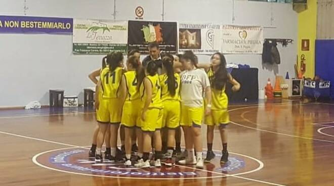Bf Porcari basket femminile giovanile