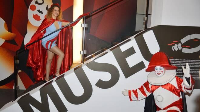 Burlamacco e Ondine museo Carnevale