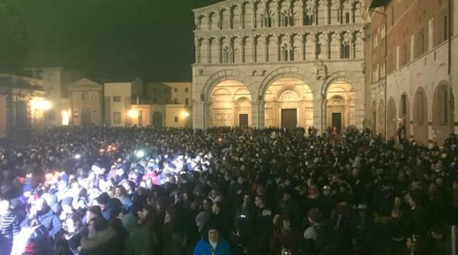Capodanno in piazza Lucca 2019
