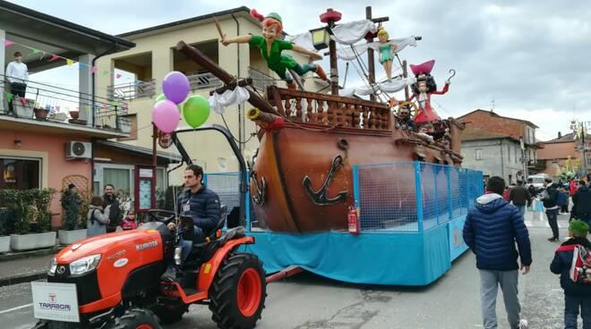 Carnevale dei bambini Orentano 26 gennaio 2020