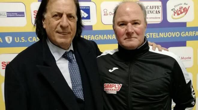 Castelnuovo allenatore juniores regionali Alan Renucci