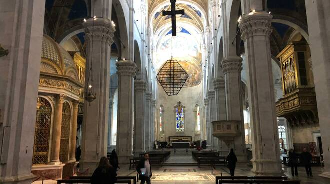 cattedrale di Lucca 950 anni chiesa celebrazioni vescovo