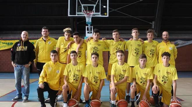Cefa Basket under 16