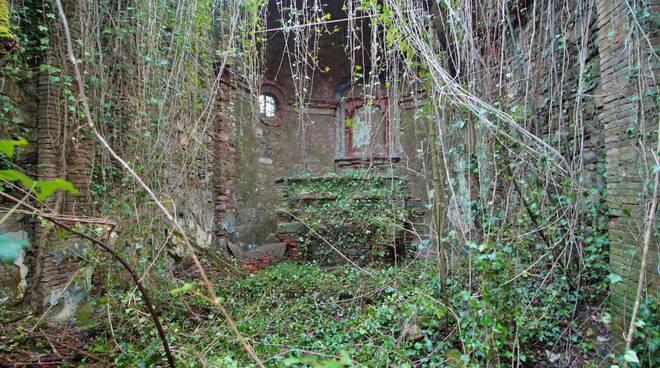 Chiesa della madonna di Refubbri, progetto I tre obsoleti