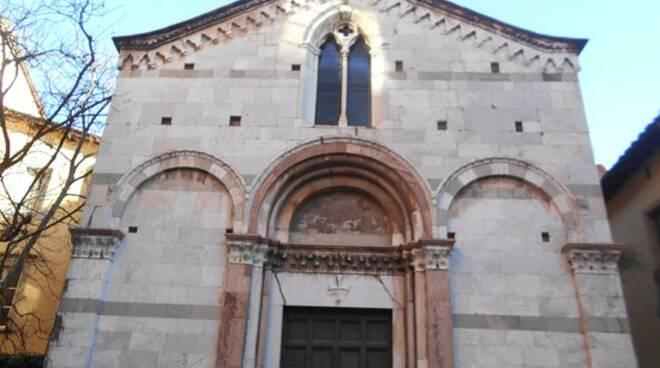 chiesa di Santa Giulia Lucca