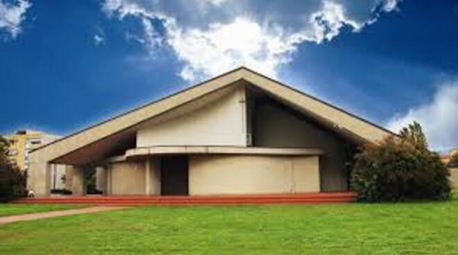 chiesa nuova di San Vito Lucca