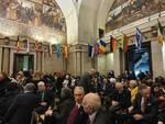 Commemorazione delle vittime dell'olocausto a Roma con il comune di Fucecchio