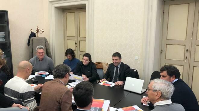 commissione partecipate Comune di Lucca 31 gennaio 2020