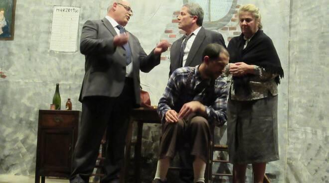 compagnia amatoriale I Commedianti Chi è di scena Montecarlo
