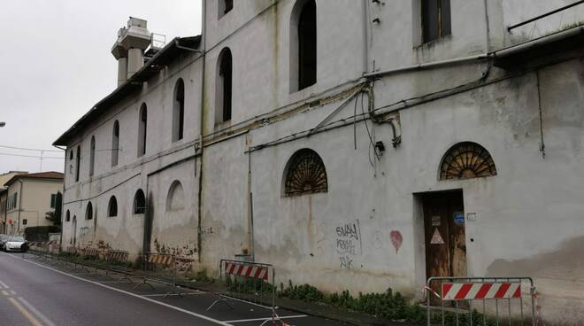 Conceria transennata a Santa Croce sull'Arno, le foto di Oliveri