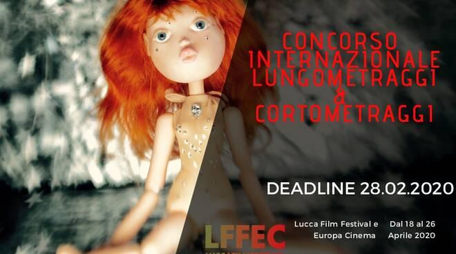 concorsi Lucca Film Festival