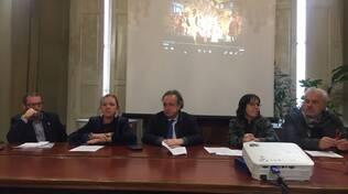 Conferenza presentazione video Ariosto Castelnuovo