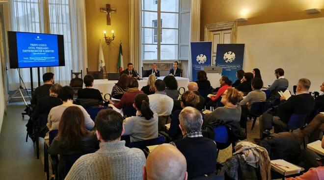 convegno contratto terziario Confcommercio Lucca