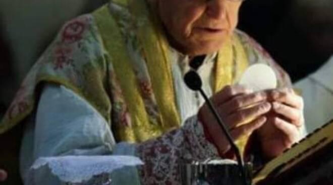 Don Samuele Tognarelli parroco di Sant'Alessio