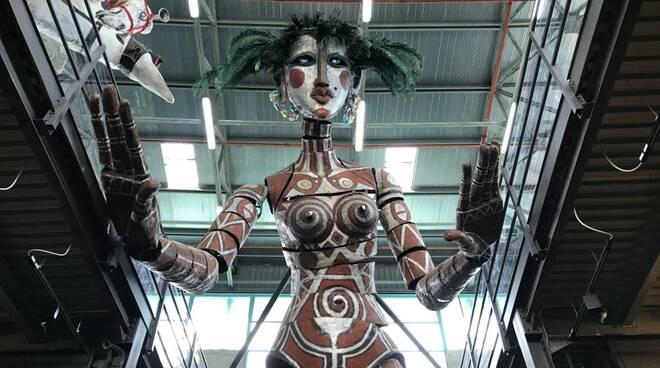 Espace Gilbert Museo del Carnevale Viareggio